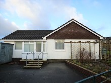 LEVEL DETACHED BUNGALOW - TAVISTOCK